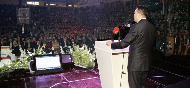 Karataş ve Erzincanlı ile Mevlid Kandili Programı Düzenlendi