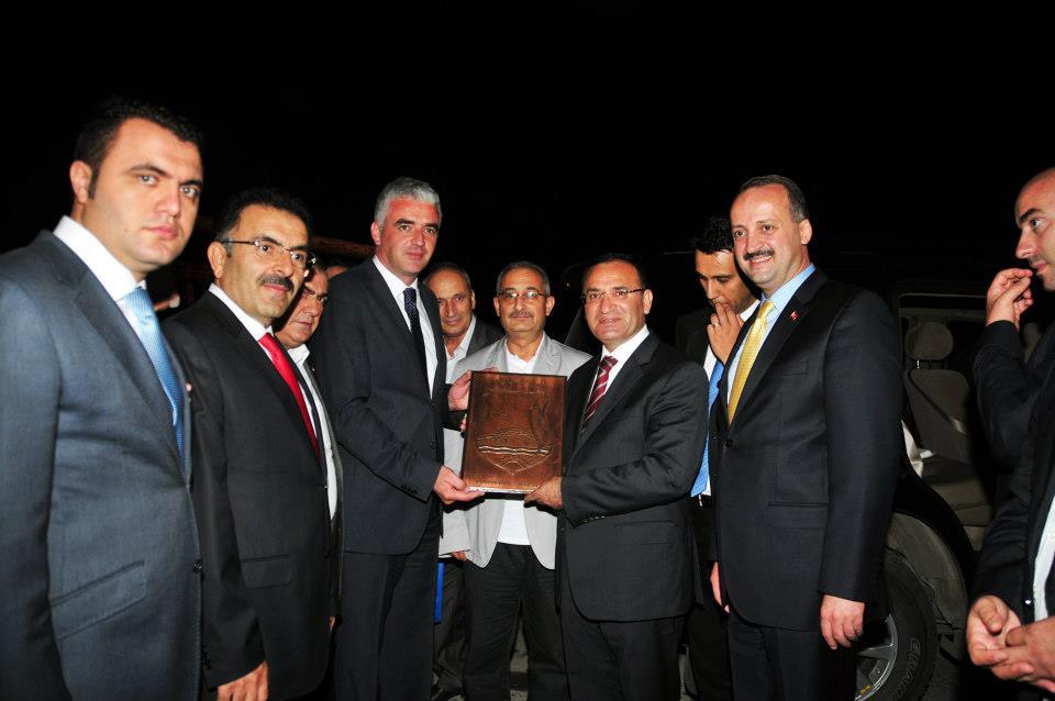 Toraman Başbakan Yardımcısı Bekir Bozdağ İle Kosova'ya Görevlendirildi