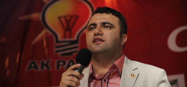 Abdurrahman Sadien ve Önül ile Filistin Programı Gerçekleştirildi