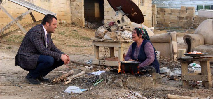 Murat Toraman Köy Ziyaretleri! Yeniden 153 Köye Ulaştı